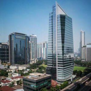 indonesia - Jakarta - Satrio Tower 2
